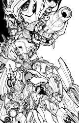 TRANSFORMERS by DHinking