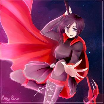 Ruby Rose by hazu-i