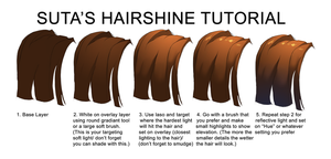Suta's Hairshine Tutorial by BeetleInABottle