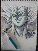 Vegeta by PikolivPower