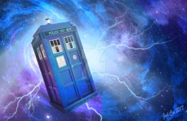 Dr.Who by nekoanomaly