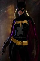 Batgirl02 by CodenameZeus