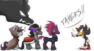 Too Many Shadow(s) by FerrumFlos1st