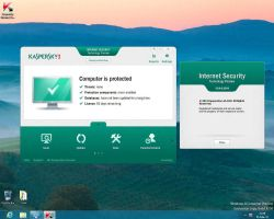 Kaspersky Internet Security 2013 by Misaki2009