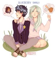Blueberry FAM by Lemontard