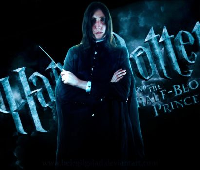 The young Snape by Belegilgalad