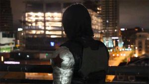 Winter Soldier Cosplay (GIF) by LaneDevlin