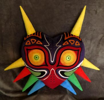 Majora's Mask by fireflytwinkletoes
