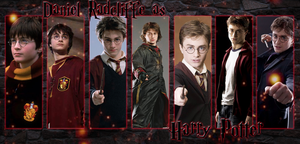Harry Potter by HippieSarah94