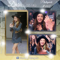 +DARA | Photopack #OO2 by AsianEditions