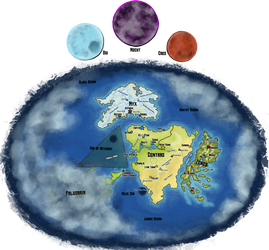 The World of Zi by Ra-ooo