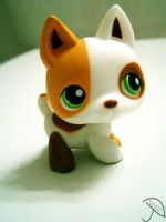 Littlest Petshop Dog I by ChelseaIsAPansy