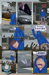 The New Normal - Prologue Page 3 by SonicSpirit128