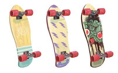 Vote on which skateboard is best by Chiara-Maria
