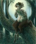 Satyr in the Willows by fleebites