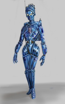 Droid by Genggendall