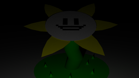 Undertale-Flowey by efra995