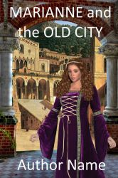 Marianne and the old city by OlgaGodim