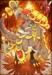 Totem Kommo-O - Your final trial - Pokemon by AuraGoddess