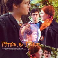 Potter and Evans by theworldisspinning