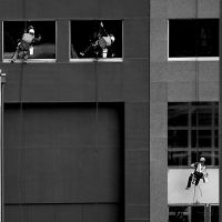 Window washers by uin