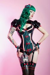 Victoria van Violence by Fairy-tales photography by VictoriaVanViolence