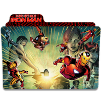 Invincible Iron Man 2 by DCTrad