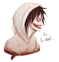 Jeff the killer by lykitty