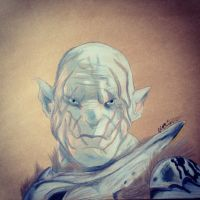 Azog The Defiler | COMPLETE by xXPhantomReaperXx