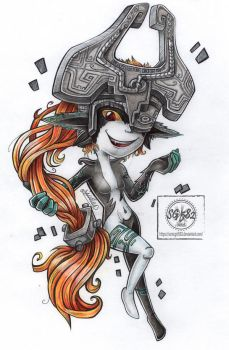 Midna by Sonicgirl582