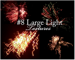 8 Large light texturess by SunnyGirl33