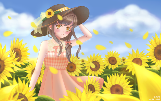 Summer by Juywu
