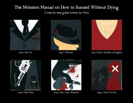 The Mobster's Manual by captnklaus