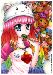 -- Candyland -- by Nay-Hime