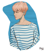 Jimin by TheGingerMenace123