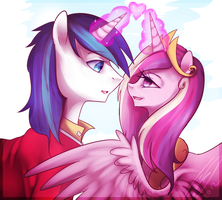 Better love story than Twilight by Imalou