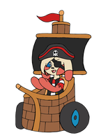 Pirate Event: What by YingYang-girl