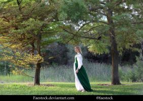 Forest maiden - Stock Model Reference 3 by faestock