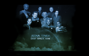 Star Trek DS9 2 by KadouCreations