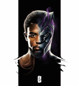 Black Panther by thegameworld