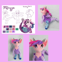 Original MLP Character by Budsies