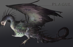 Spirit: Plague by squidina