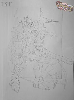 Contest: 1st Place Prize by Omnimon1996