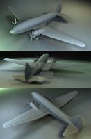 C-46 by 3D-BUG