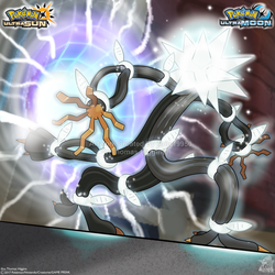 Pokemon Ultra Sun and Ultra Moon - UB-03 by Tails19950