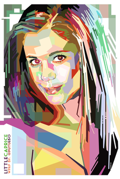 Little Caprice in WPAP by putuebo