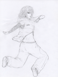 Street Dance: Greta Smith by MCN51FJ