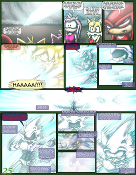Sonic the Hedgehog Z #15 Pg. 25 February 2017 by CCI545