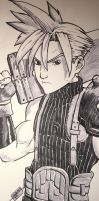 Cloud strife by yuoma