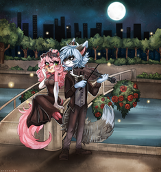 CM: Lovely Evening by Snorechu